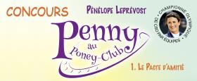 Concours Penny au poney club