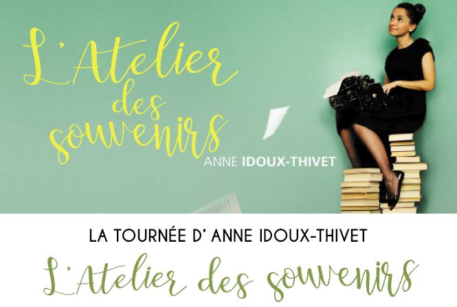 Tournée Anne Idoux-Thivet