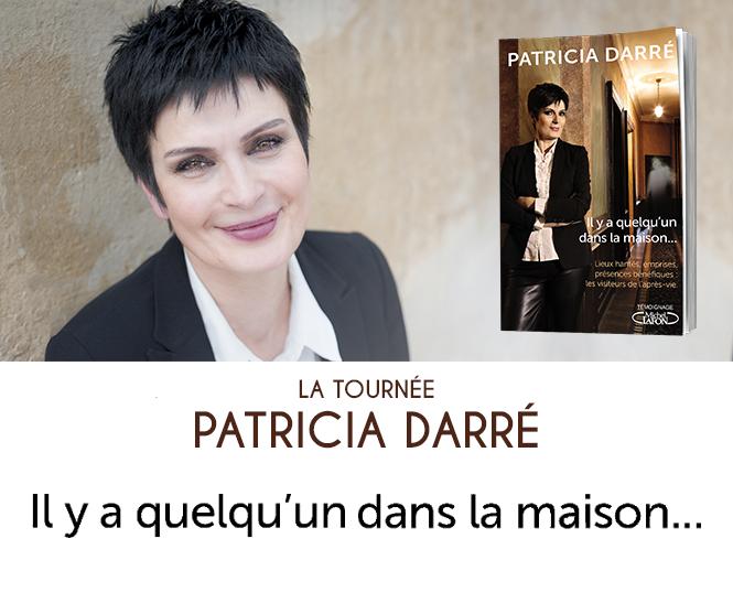 Tournée Patricia Darré