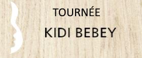 Tournée Kidi Bebey